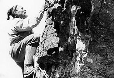 una scalata di Riccardo Cassin
