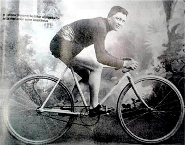 Giovanni Gerbi, uno dei primi iscritti
