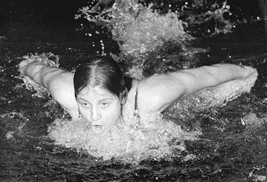 Kornelia Ender (© Bundesarchiv)