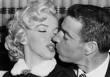 con Marilyn Monroe