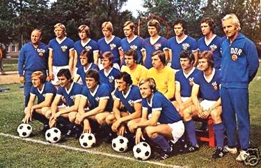 la DDR ai Mondiali del 1974