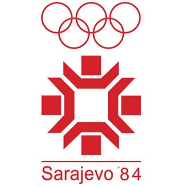 il logo di Sarajevo 1984 (© CIO)