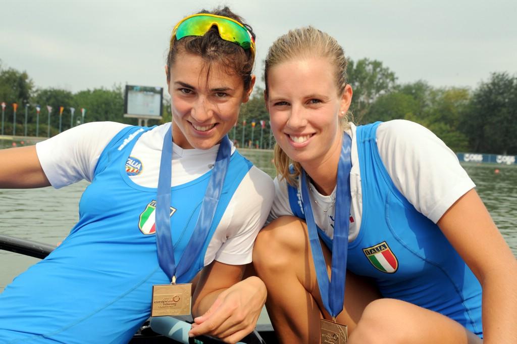 Sara Bertolasi e Claudia Wurzel