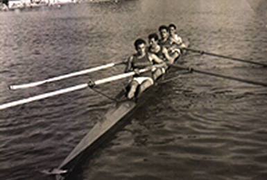 un allenamento preolimpico (1948)