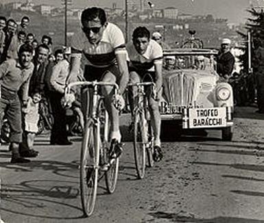 Coppi al Trofeo Baracchi del 1953