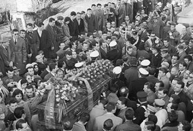 i funerali del Campionissimo (dal sole24ore.it)