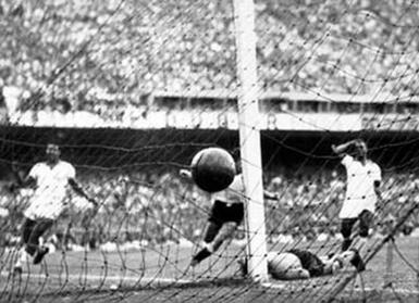 il gol della vittoria di Alcides Ghiggia