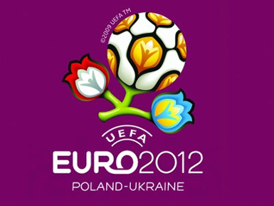 il logo di Euro 2012 (© UEFA)