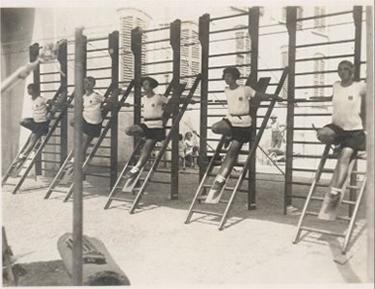 La Marangoni e le altre in allenamento