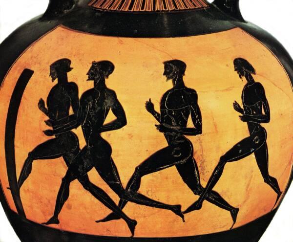 antichi atleti