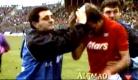 Alemao viene soccorso da Salvatore Carmando (© RAI)