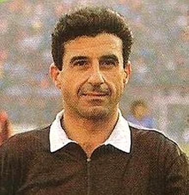l'arbitro Rosario Lo Bello