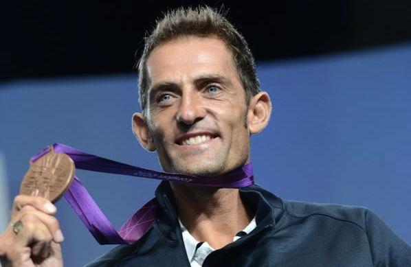 Fabrizio Donato, bronzo a Londra 2012