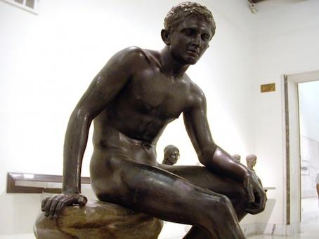 atleta antico