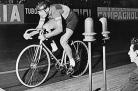 Ercole Baldini Ercole Baldini al Vigorelli di Milano nel 1956