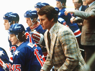 Herb Brooks, il coach americano