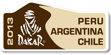 il logo della Dakar 2013 (© Dakar)