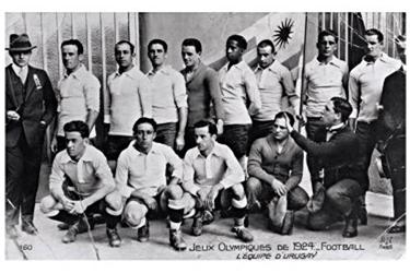 la Celeste ai Giochi di Parigi del 1924