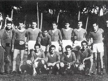 il Bar Lencioni, vincitore dell'edizione del 1948