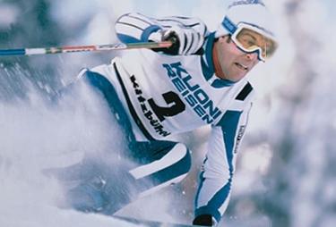 Gustav Thöni in slalom