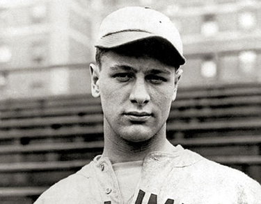 Lou Gehrig (© Columbia University