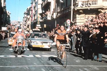 la vittoria di Michele Dancelli