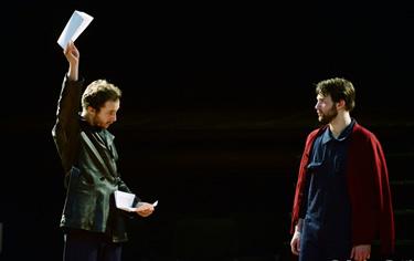 Daniele Gaggianesi e Stefano Annoni (© Andrea Butti)