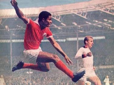 Il gol di Eusébio