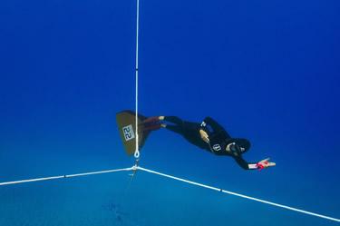 Ilaria prova un momento il Jump Blue (© Fabio Amerio)