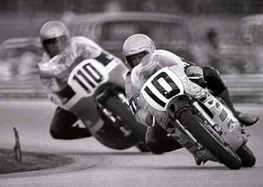Saarineen (10) e Pasolini (110) a Daytona