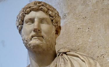 l'imperatore Adriano