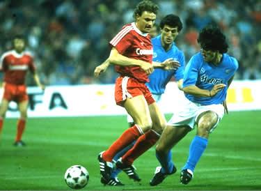 una fase della semifinale col Bayern di Monaco