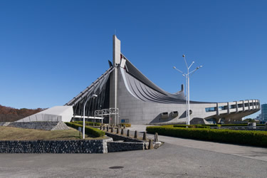 lo Yoyogi National Gymnasium