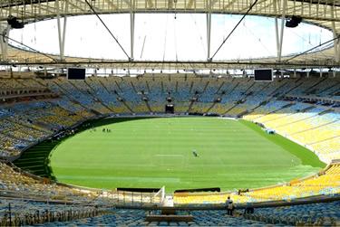 lo stadio Maracanã oggi