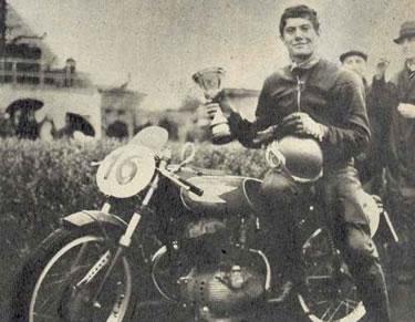 Agostini nel 1962
