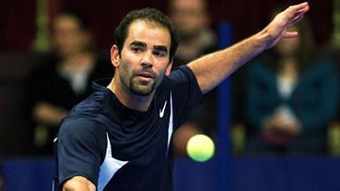 Pete Sampras (© Julian Finney-Getty Images)