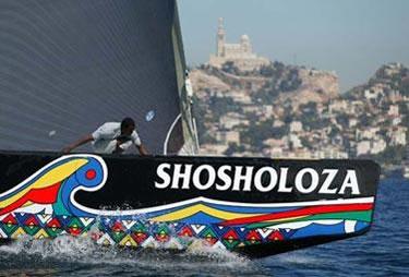 la Shosholoza in azione (© Time)
