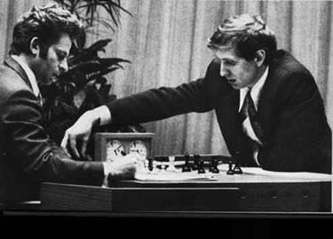 Fischer muove e dà scacco matto