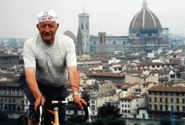 Gino Bartali e la sua amata Firenze