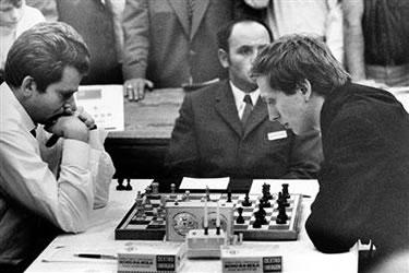 Spasskij - Fischer, il match del secolo