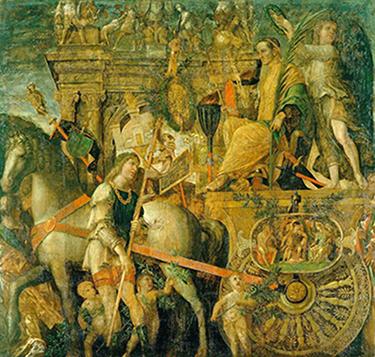 Il Trionfo di Cesare (Andrea Mantegna 1484-1492)