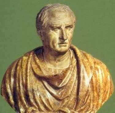 Cicerone, strenuo avversario degli athlas alla greca