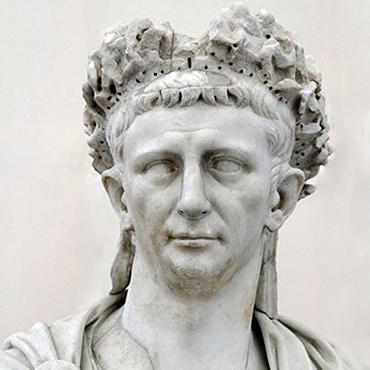 L'Imperatore Claudio (41-54) prese parte ai Sebastà