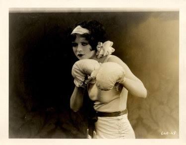 Un'immagine di Clara Bow