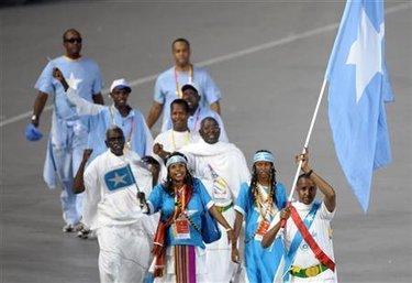 Team Somalia