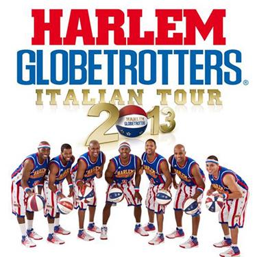Il manifesto del tour italiano 2013