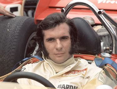Emerson Fittipaldi in Formula Ford (1969)
