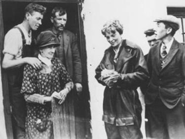 Amelia incontra la famiglia Gallagher