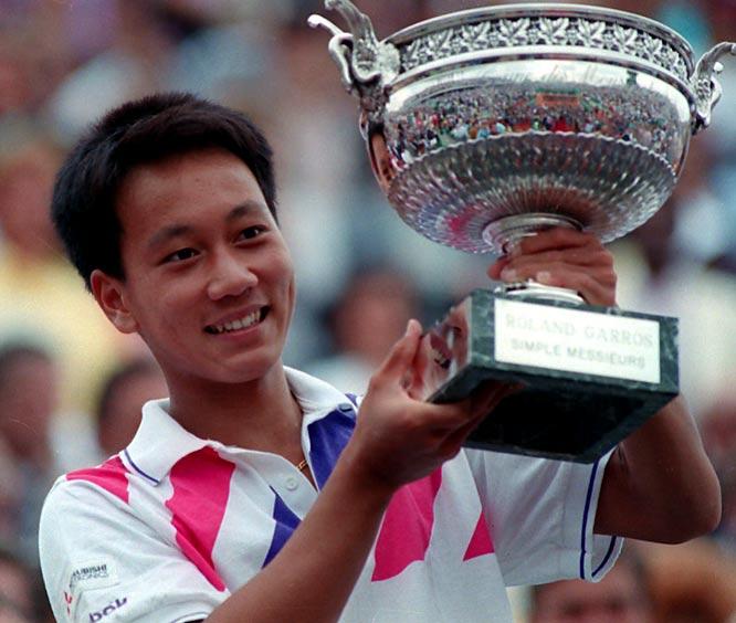 la vittoria al Roland Garros 1989