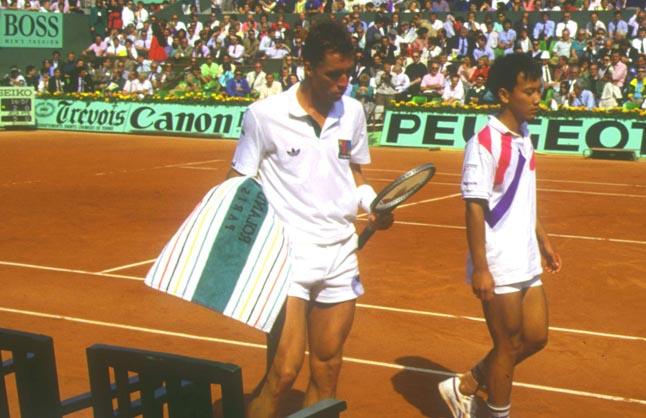 Najveća teniska rivalstva F_1989history